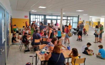 Así fue la jornada reivindicativa por la escuela pública en Rivas