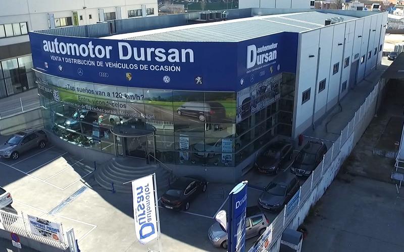 Automotor Dursan, la mejor opción para comprar tu coche de ocasión en Rivas