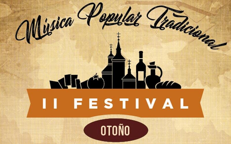 Arganda, escenario del II Festival de Otoño de Música Popular