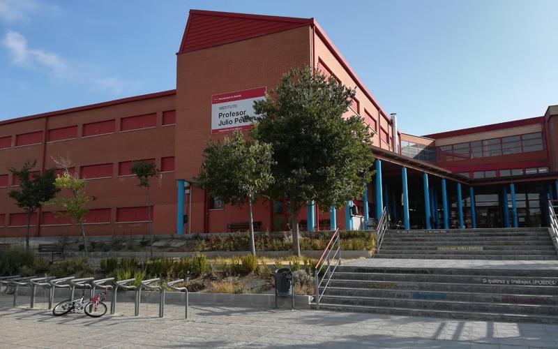 El AMPA del instituto Profesor Julio Pérez se rebela contra la «inminente» instalación de barracones