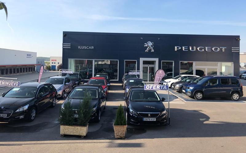 Iluscar: descuentos por partida doble en vehículos Peugeot y multimarca durante la Feria del Automóvil de Rivas