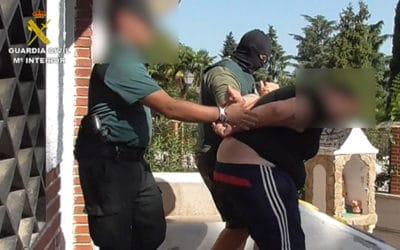 'Operación Cerbero Barial': cae una banda acusada de más de 40 robos con maza y alcantarilla, algunos en Rivas y Arganda