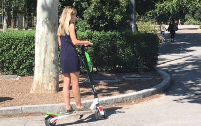 Cómo circular por Rivas con 'segways', patinetes y otros vehículos de movilidad personal
