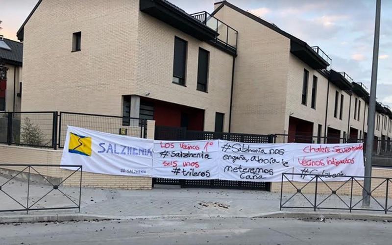 El retraso desde que se anunció la entrega de las viviendas de Los Robles llega ya a 10 meses