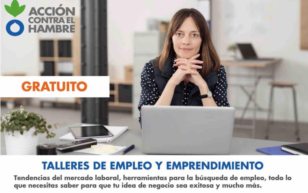 Talleres gratuitos en Rivas para aprender a buscar trabajo