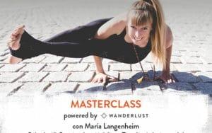 Masterclass yoga Wanderlust
