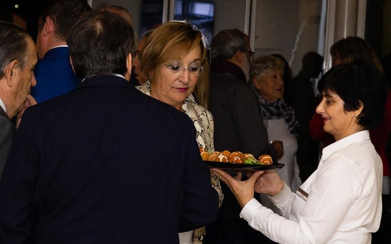 La concejala de Empleo y Proyectos Emprendedores, Ana Reboiro