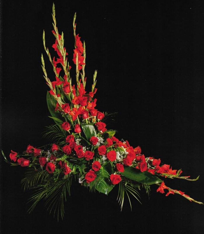 Centro funerario de flores Tanatorio Funeraria de Rivas