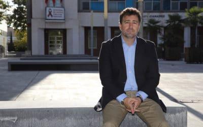 """Pedro del Cura, alcalde de Rivas: """"El modelo basado en el ladrillo no es sostenible"""""""