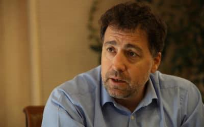 Pedro del Cura, alcalde de Rivas Vaciamadrid: «Vamos a tardar aún bastantes días en recuperar la normalidad»