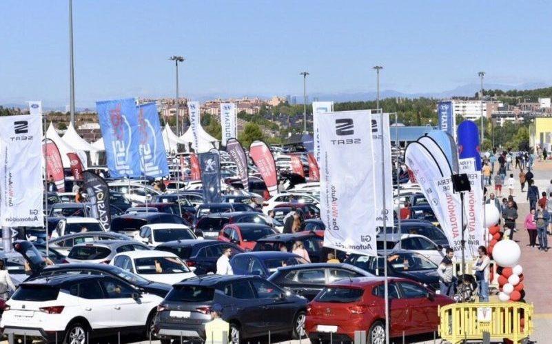 Balance positivo de la III Feria del Automóvil de Rivas: 150 coches vendidos
