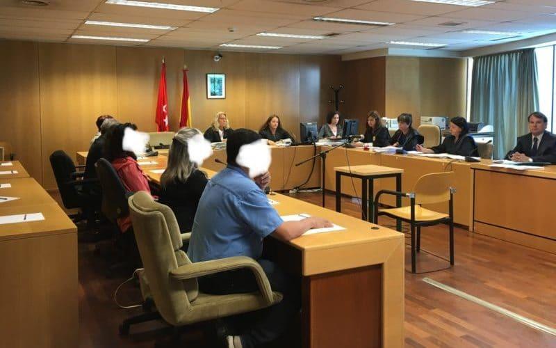 Juicio por el asesinato de Matilde de Castro, este lunes en la Audiencia Provincial