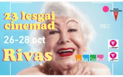 Rivas acoge el festival LesGaiCineMad por tercer año consecutivo