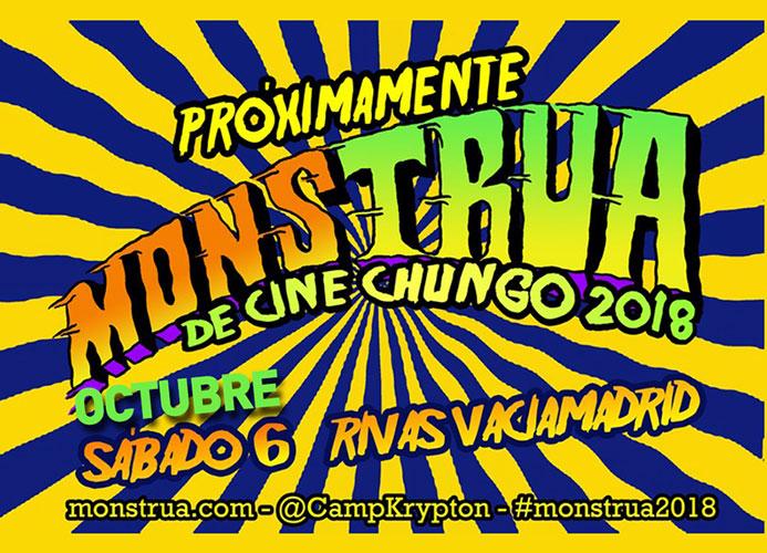Maratón de películas cutres en Rivas: este sábado, Monstrua de Cine Chungo