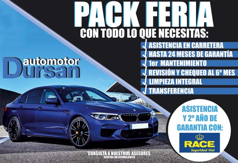 Pack Feria del Automóvil Automotor Dursan