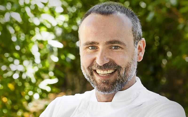 Rodrigo de la Calle, chef con estrella Michelín, ayudará a elegir la 'Elaboración gastronómica de Rivas'