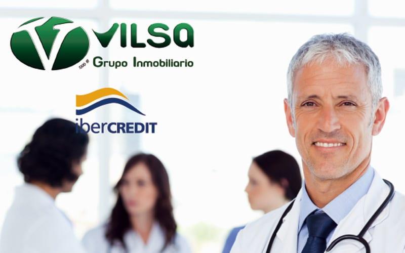 Vilsa ofrece hipotecas para funcionarios con financiación del 100% de la vivienda más gastos