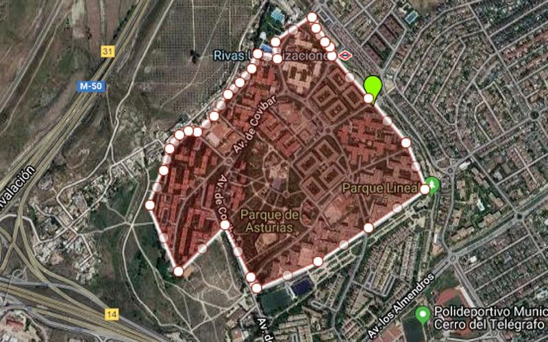Área de Regeneración y Renovación Urbana Covibar