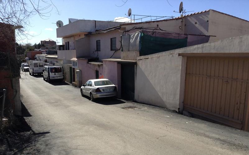Casi 500 familias de la Cañada tendrán servicio de Correos; el sector 2 será asfaltado