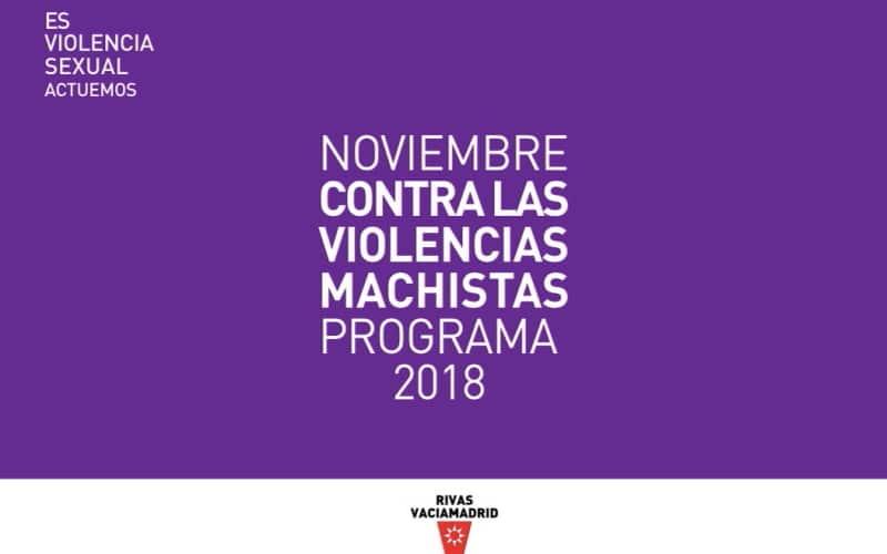 Cartel de la campaña 'Noviembre contra las violencias machistas'