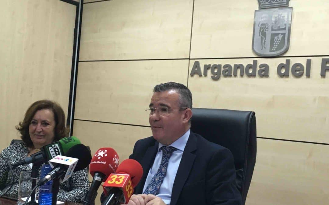 Arganda incorpora nuevos semáforos LED en la Avenida de Madrid y la Carretera de Loeches