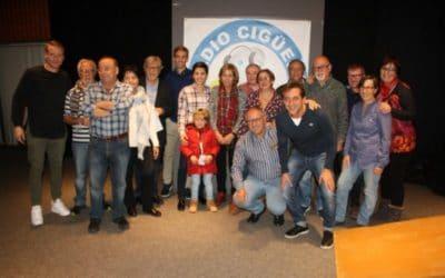 Radio Cigüeña reúne a 300 personas en su VII Trofeo a la Deportividad
