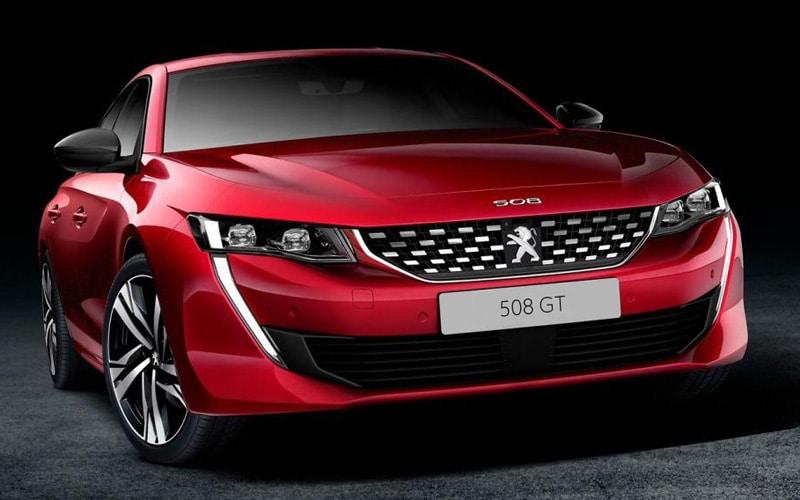 El nuevo Peugeot 508 ya está en Iluscar Rivas: pruébalo y siente la perfección