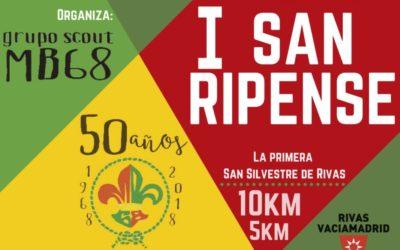 Rivas crea la 'San Ripense', una nueva carrera para despedir el año