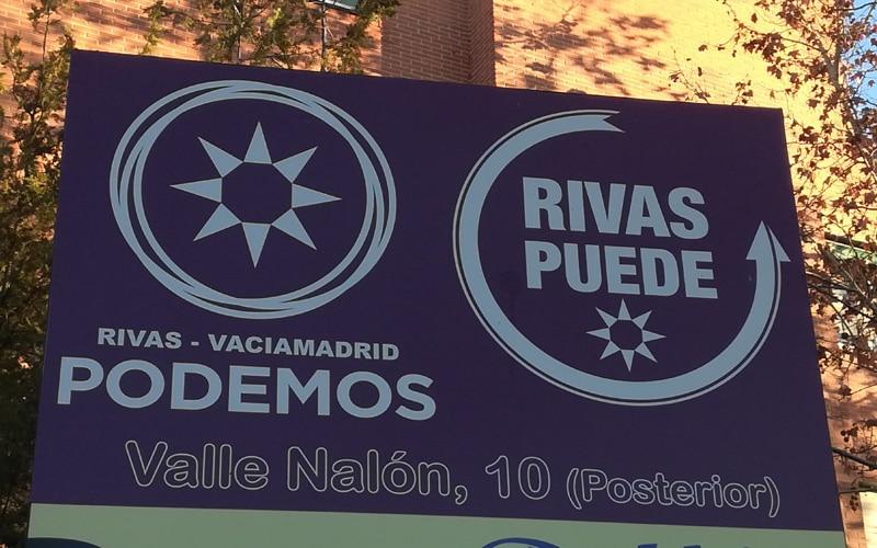 """Podemos Rivas acusa a personas del entorno de Rivas Puede de """"obstaculizar la confluencia"""""""
