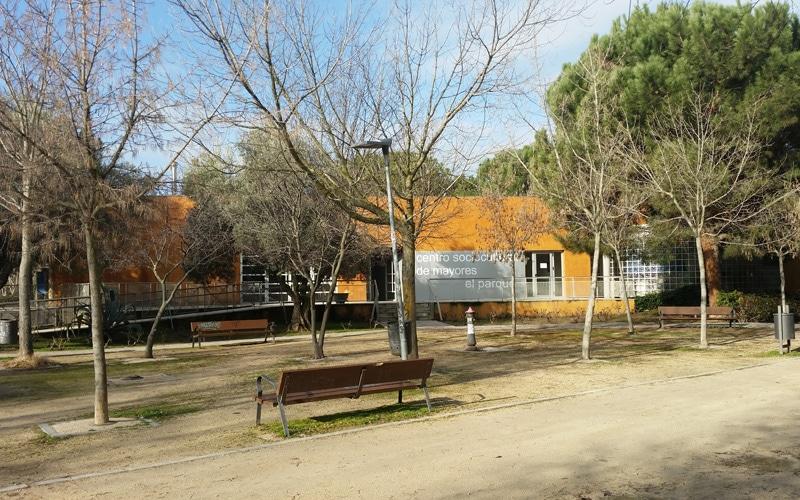 Centro Sociocultural de Mayores El Parque, en Rivas