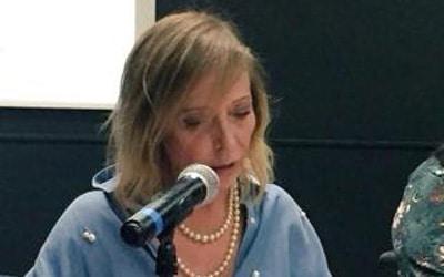 Gemma Mendoza, concejala del PP en el Ayuntamiento de Rivas Vaciamadrid