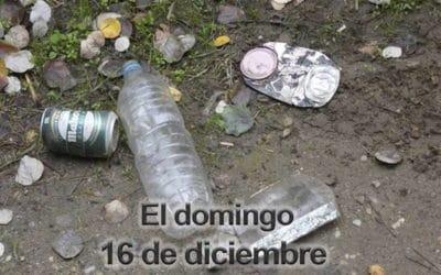 Este domingo, 'quedada' ciudadana para limpiar el entorno de la Laguna del Campillo