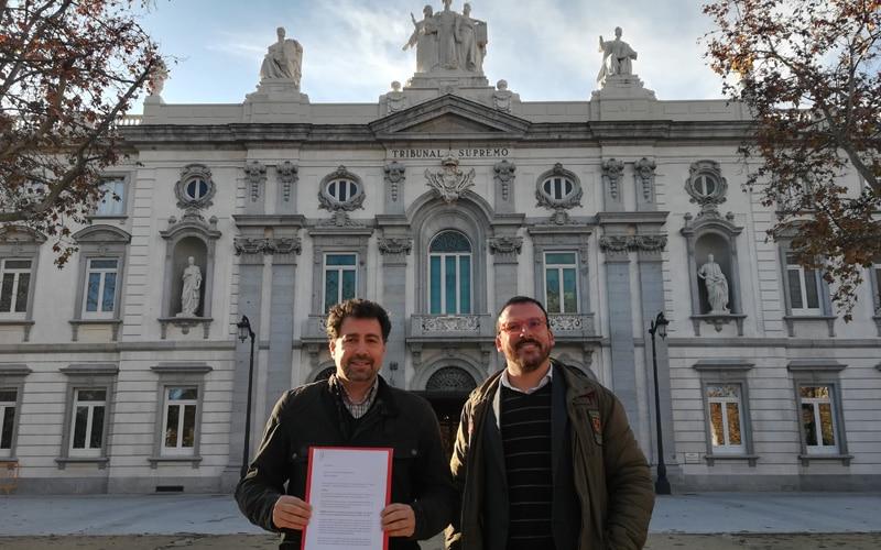 Rivas lleva al Constitucional su batalla judicial contra el impuesto de las hipotecas