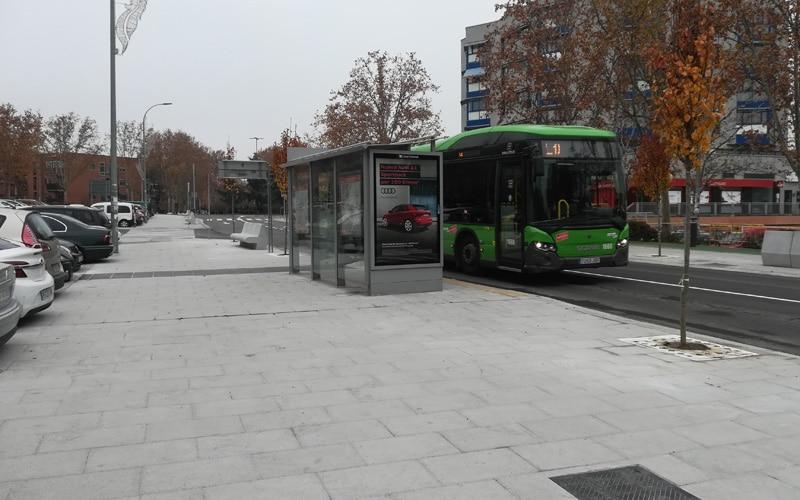 Los 'ajustes' de las nuevas rutas de los autobuses en Rivas