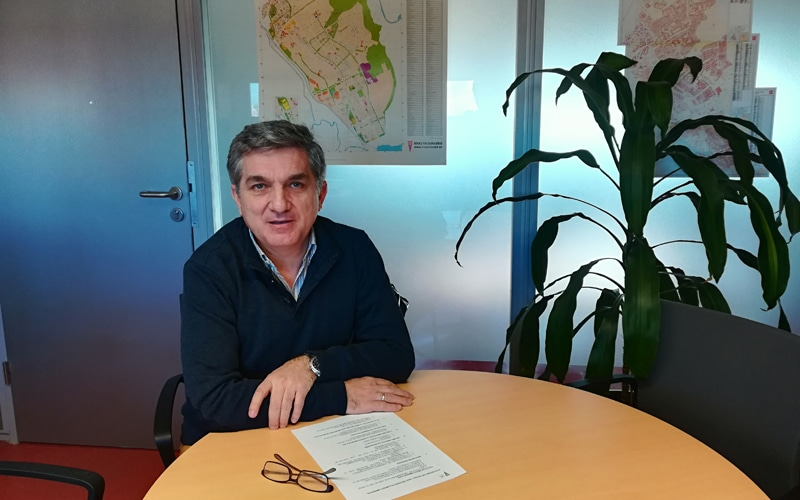 """Antonio de la Peña (PP) califica de """"errática"""" y de """"ecologismo de salón"""" la gestión medioambiental del Ayuntamiento de Rivas"""