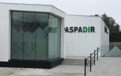 Así es el nuevo centro de atención temprana de Aspadir, con 238 plazas