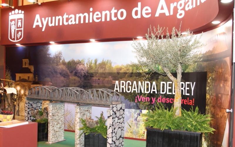 Arganda del Rey tendrá su propio stand en FITUR 2019