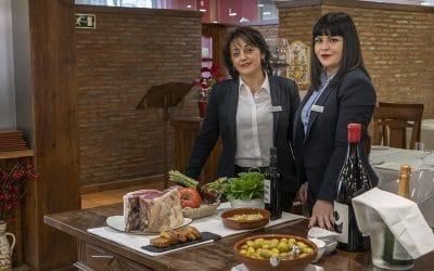 Una Navidad exquisita: así son los menús especiales para estas fiestas de los restaurantes Somallao (Rivas) y El Roble (Arganda)