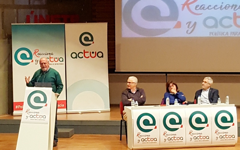 Actúa anuncia que se presentará a las elecciones municipales en Rivas