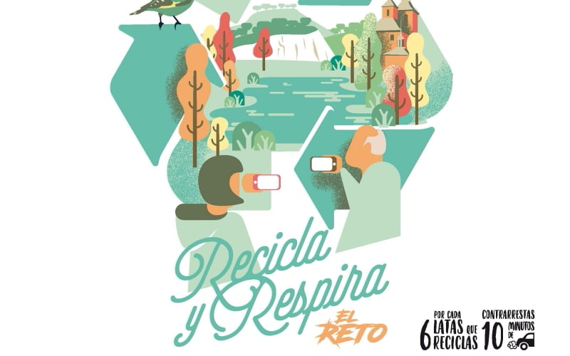 El Ayuntamiento de Arganda del Rey lanza un concurso de microvídeos para fomentar el reciclaje