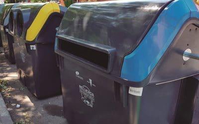 Rivas recicló en siete meses más de 1.210 toneladas de envases en los contenedores amarillos