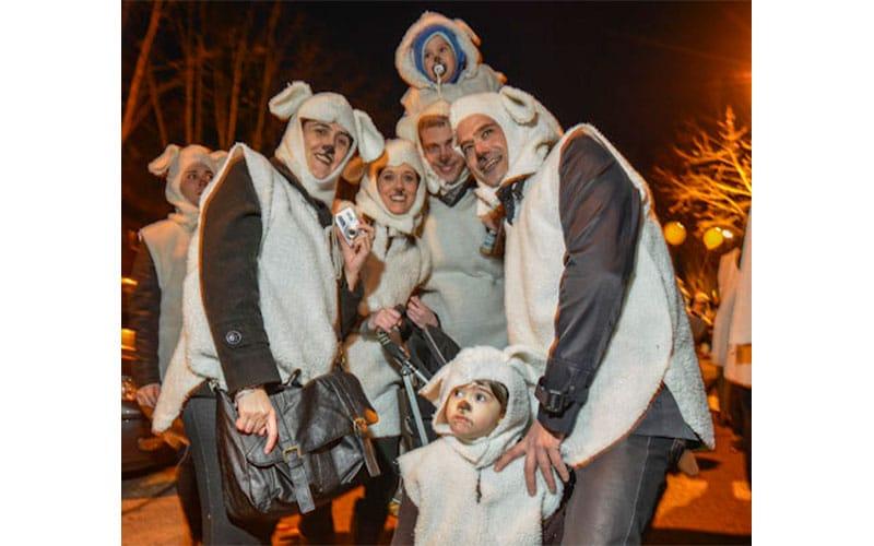 Desfile de disfraces. Carnaval Rivas.