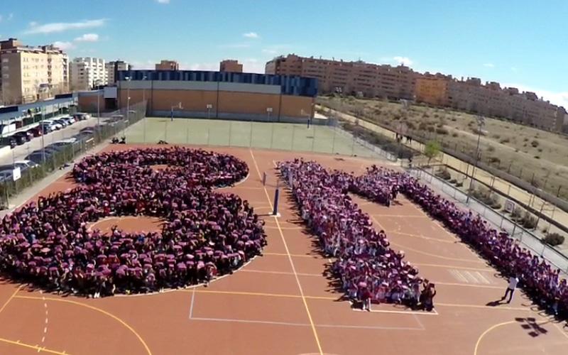 Hipatia celebra el 8-M con un mensaje «alto y claro»