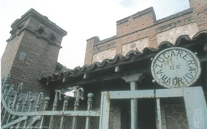 Imagen de la antigua Azucarera