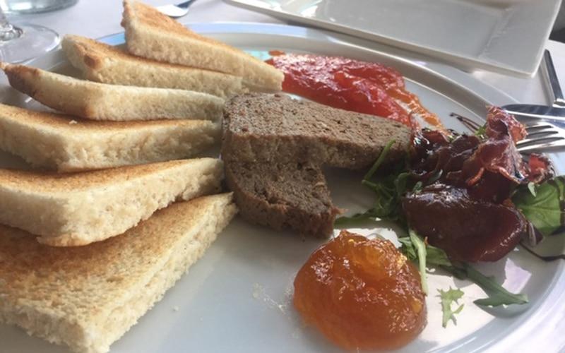 El restaurante Somallao 'desnuda' los sabores de la tierra en su nueva carta
