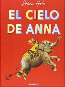 El cielo de Anna libro