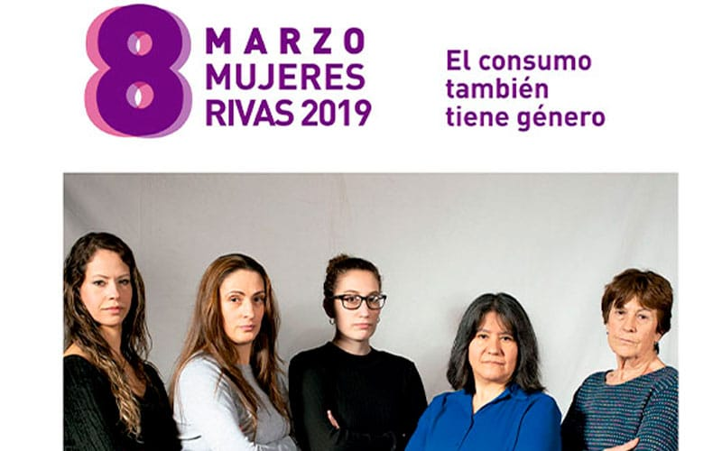 Rivas programa su 'Marzo Mujeres' 2019 poniendo el foco en el consumo