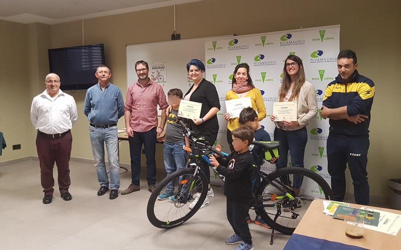 Rivamadrid entrega los premios del sorteo para nuevos suscriptores de su boletín