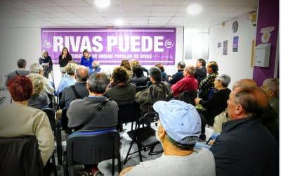 Rivas Puede pone en marcha unas primarias para concurrir a las elecciones municipales de mayo