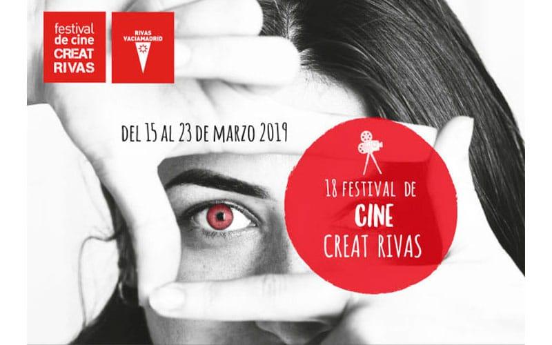Cartel del Festival del Cine de Rivas